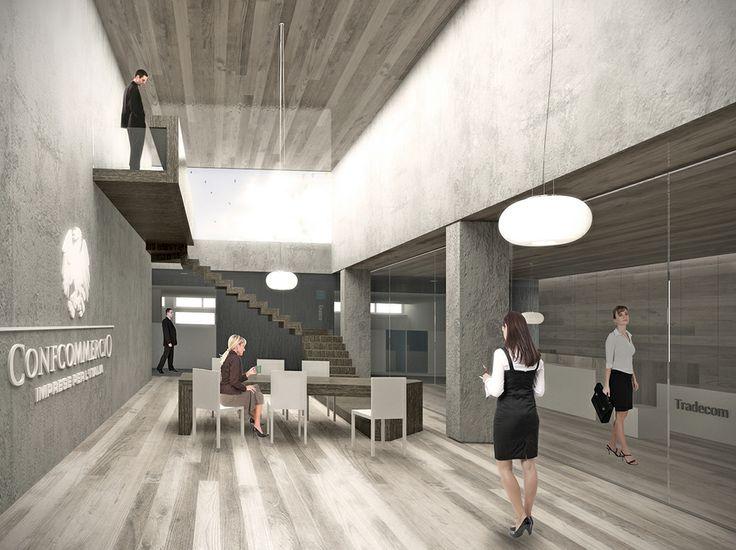 Progetto vincitore - Concorso Confcommercio Pistoia - 404design