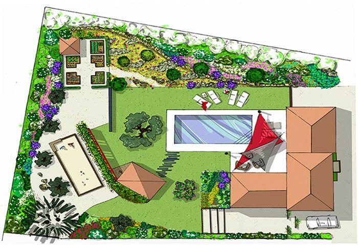 10 best id es travaux images on pinterest arbors pergolas and backyard ideas. Black Bedroom Furniture Sets. Home Design Ideas