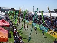 Two Oceans Ultra-Marathon - South Africa