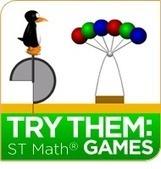 MIND Research Institute - Innovative Math Program:  ST Math