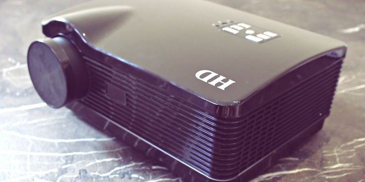 ATCO Budget HD Projector with Built-In Android Review and Giveaway