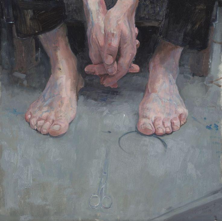 Handen En Voeten by Pieter Pander