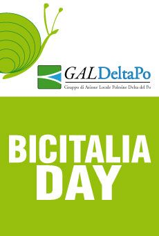 "Event for bikini around the ""Delta del Po"" area.  Bicitalia Day 2014 - Turismo Slow tra l'Adige e il Po - ViaVaiNet - Il portale degli eventi"