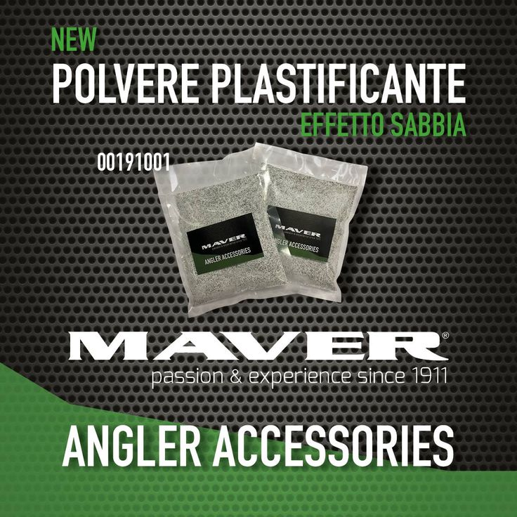 Maver Polvere Plastificante x Piombi Sabbia Chiara 80gr - EUR 8.90