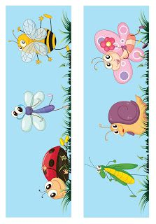Bugs DIY Party Printables