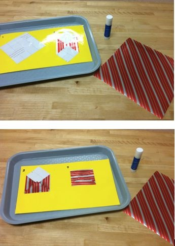 Envelope Making for the Practical Life area
