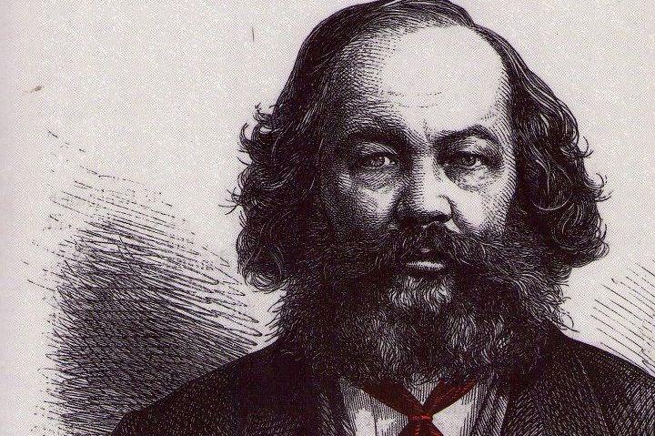 Le Due Facce della Rivoluzione: Michail Bakunin e Karl Marx  http://anarcoantropologo.altervista.org/le-due-facce-della-rivoluzione-michail-bakunin-karl-marx/