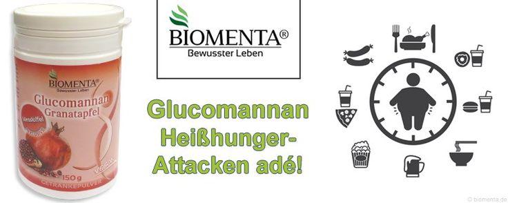 Glucomannan Pulver soll Diäten überflüssig machen und den Magen mit der Konjakwurzel füllen und Heißhunger-Attacken verhindern. Klappt das Abnehmen damit?