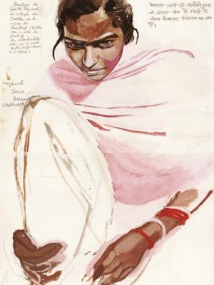 Titouan Lamazou, Pushpa, adolescente à Phalodi