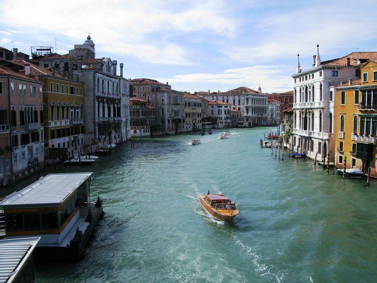 Venecia… o el mejor lugar para unas vacaciones románticas #venecia #venice #venezia #Italy #italia #travel
