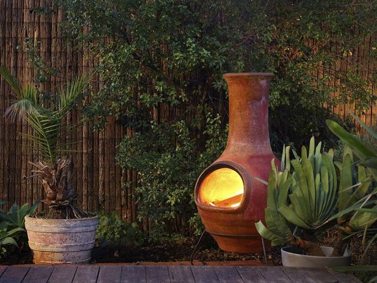 10 Best Terra Cotta Fire Pits Images On Pinterest