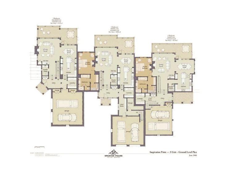 33 best fabulous floorplans images on pinterest floor for Floor plan design in photoshop