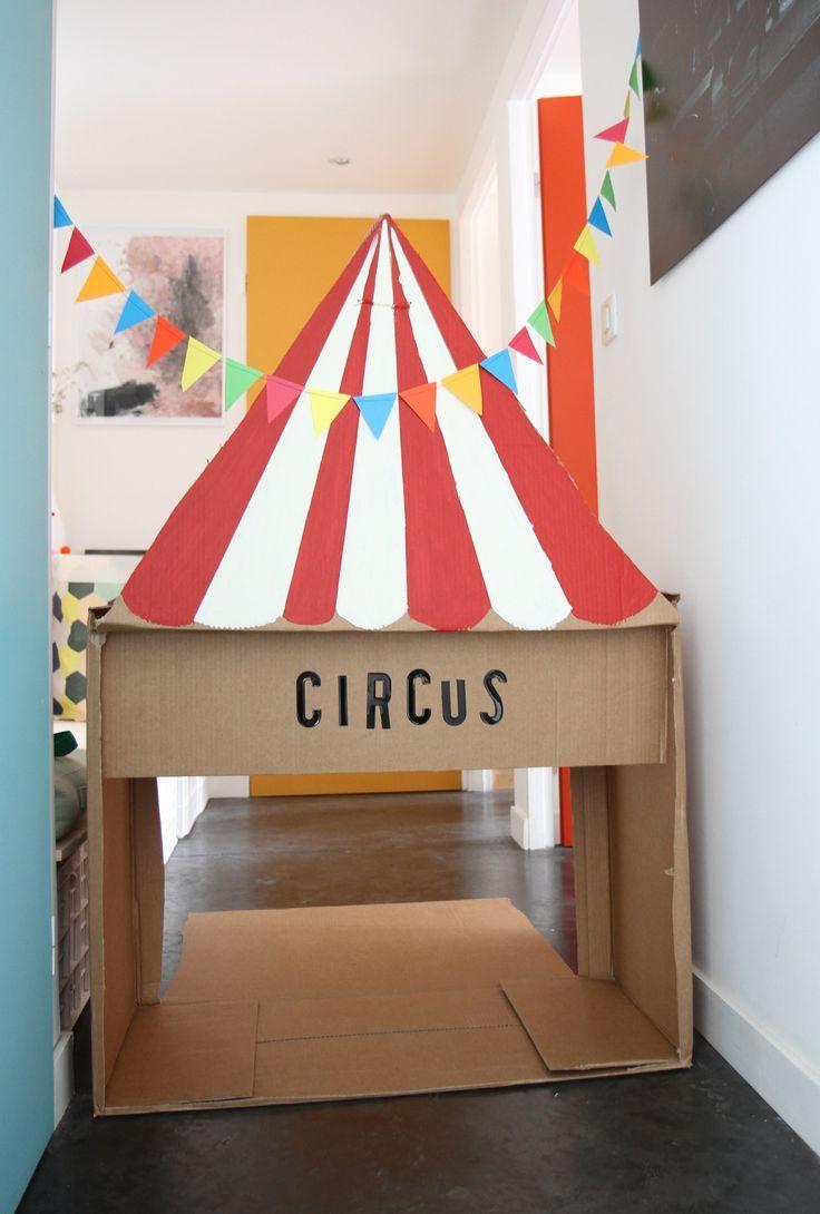 anniversaire thème cirque  DIY : mais c'est quoi ce cirque ?