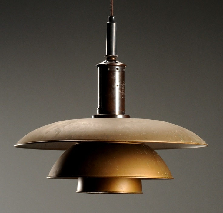 Original 1929 PH4 Lamp  Frequently on sale at Lauritz