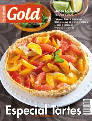 Revistas e Jornais: TELECULINÁRIA GOLD - JULHO 2015