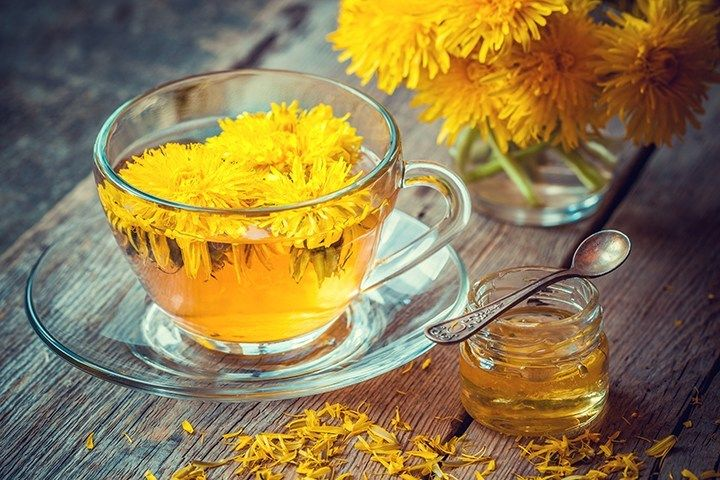 How To Make Dandelion Tea Lehman S Country Life Dandelion Tea Detox Tea Recipe Dandelion Recipes
