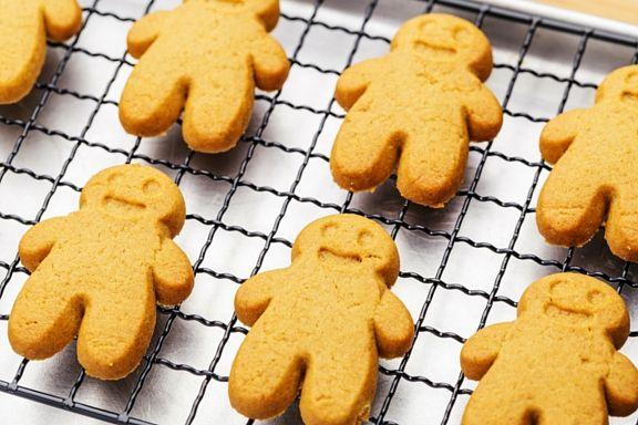 Refined Sugar Free Gingerbread People