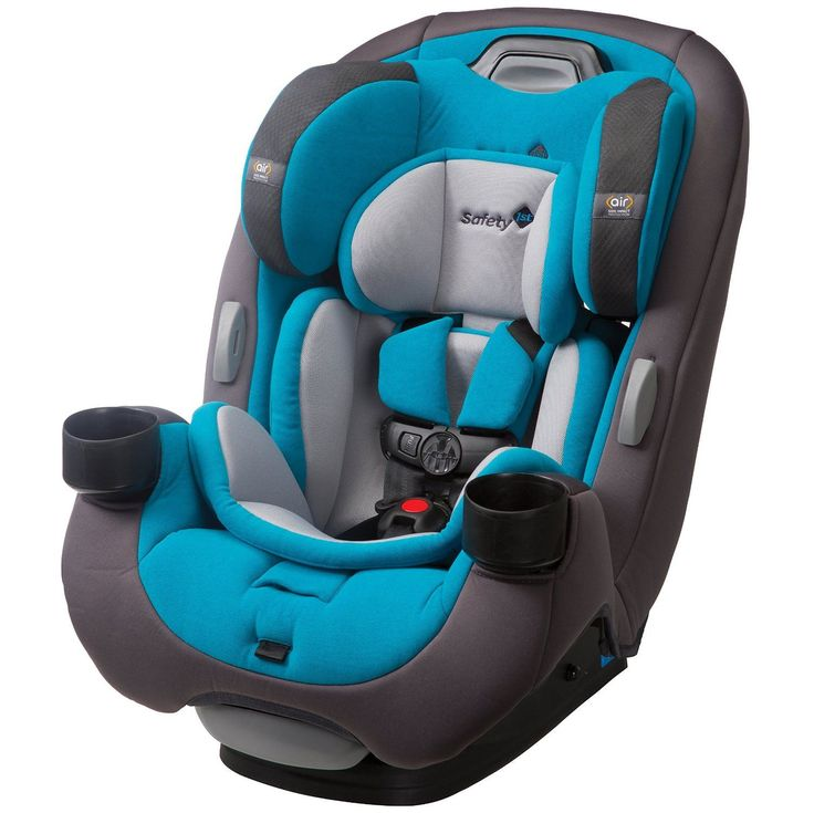 Get the car seat that's built to grow and provide your child with superior protection every step of the way. From your first ride together coming home from the hospital to soccer game car pools, the 3