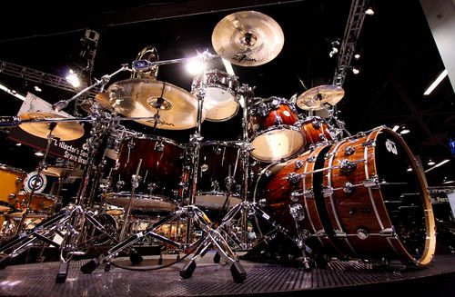 DW Drums*