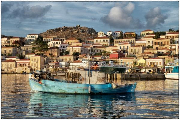 Nimporio in Halki island