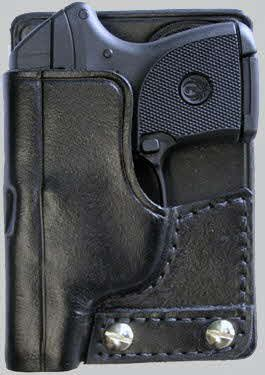 Ruger LCP Pocket Holster Concealed Carry Pocket Holster from http://www.pocketholsters.com/index.html