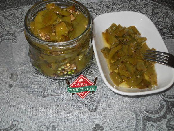 kızartma biber turşusu tarifi #yemektarifleri #recipes #food