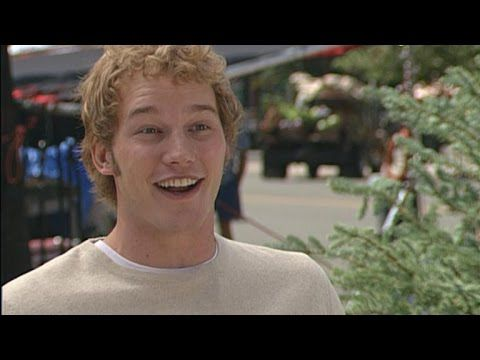 Chris Pratt's First ET Interview on the Set of 'Everwood' - He has not changed.
