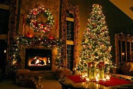Image result for decorated christmas trees