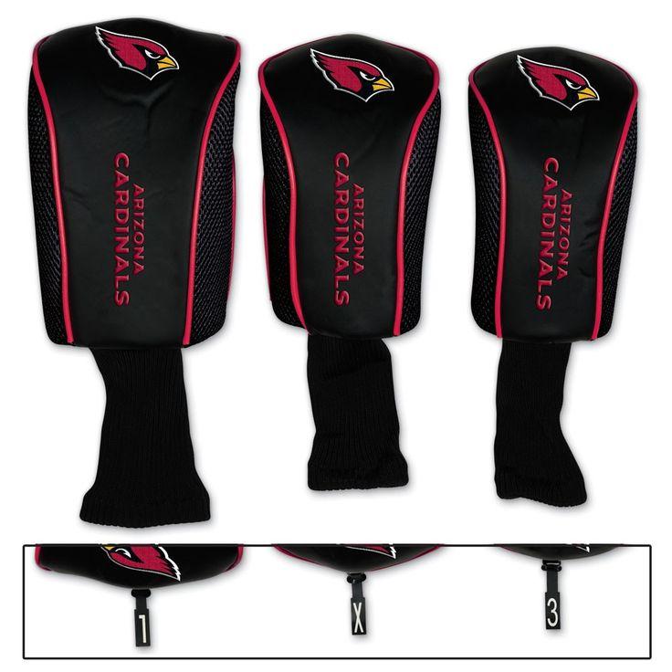 Arizona Cardinals Golf Headset Covers
