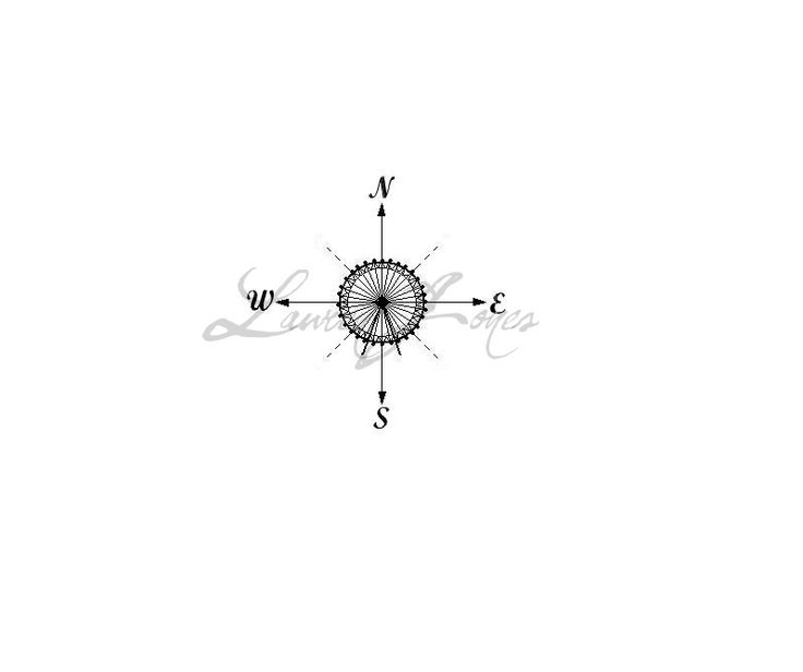 20 Cute Simple Compass Tattoos Ideas And Designs