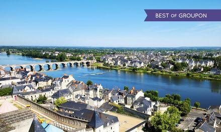 Hôtel Kyriad Saumur*** à Saumur : Virée pittoresque dans les Pays de la Loire: #SAUMUR 59.00€ au lieu de 95.00€ (38% de réduction)