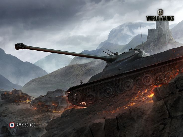 March 2014 Wallpaper | Art | World of Tanks