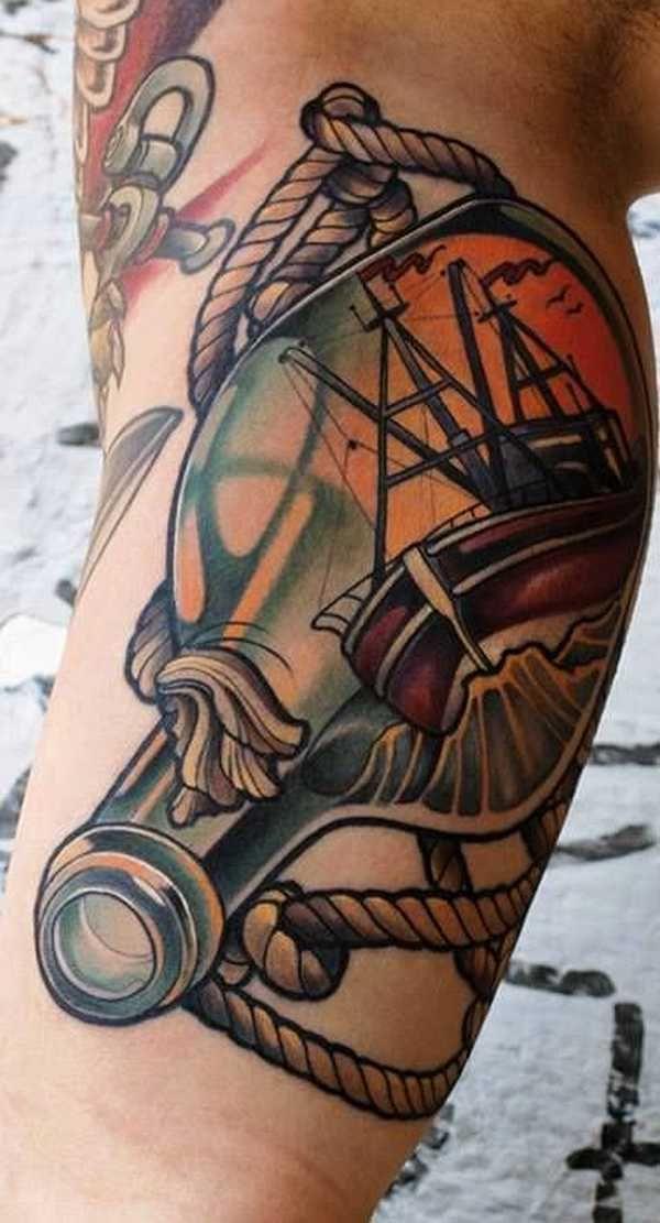 .  . Ein Buddelschiff, auch als Flaschenschiff oder Schiff in der Flasche bekannt, ist das meist handgefertigte Modell eines Schiffes, sehr oft eines Segelschiffes, in einer Glasflasche. Die Masten und die Takelage des Schiffes sind beim Einführen in die Flasche eingeklappt und werden nachträglich…