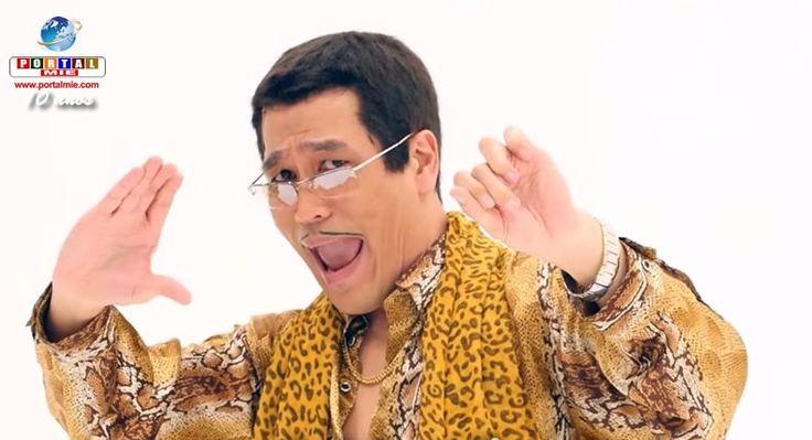 Cantor de 'Pen-Pineapple-Apple-Pen' anuncia casamento com modelo japonesa