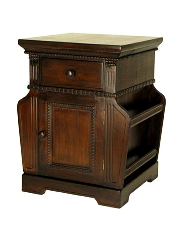 59 off charleston magazine cabinet brown for the home pinterest
