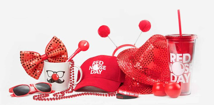FUN-raise - Red Nose Day