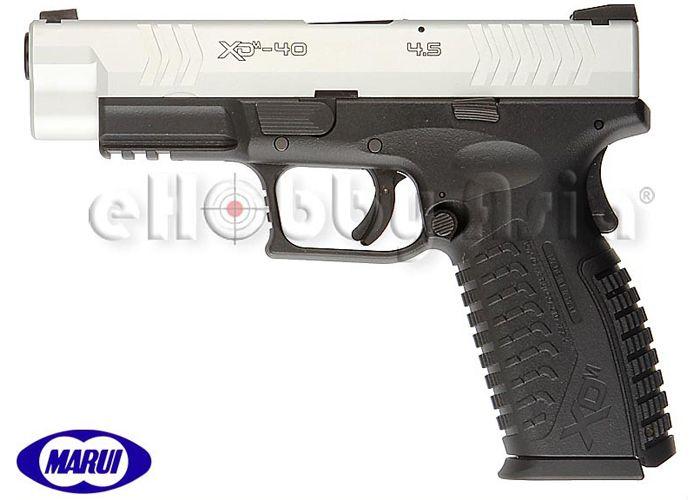 EAC XDM 40 Custom GBB (Silver)