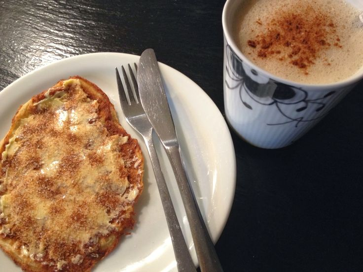 Lonerosas LCHF: Chai-latte