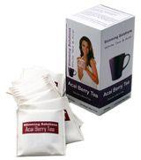 Acai Berry Weight Loss Tea - £14.95, 3 for 2 offer also available. http://www.slimmingsolutions.co.uk/acai-berry-weight-loss-tea.html