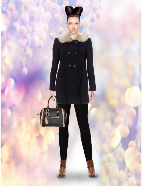 Look from latest collection of: French Connection, Guess, I Love Shoes, Monsoon, Stefanel. GLAMSTORM.COM - virtual stylist.