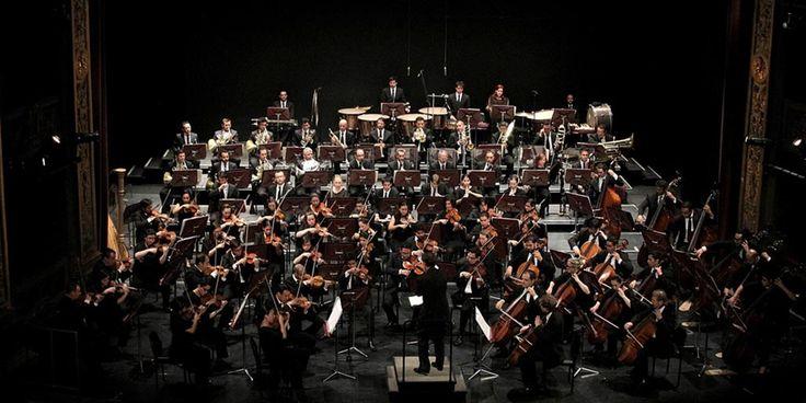 Temporada sinfónica: Programa No. 1 - Teatro Colón. La Orquesta Sinfónica Nacional de Colombia abre su primera temporada sinfónica del 2016, en el Teatro...