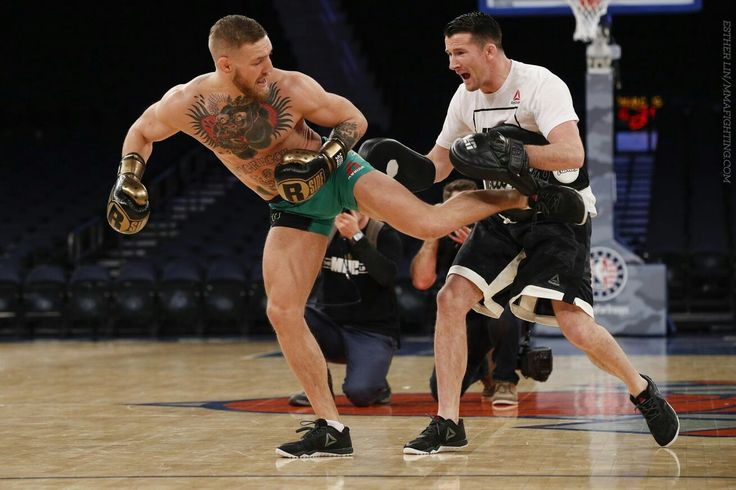 Conor McGregor: Eddie Alvarez 'panicking' ahead of UFC 205  www.imzy.com/everything_mma