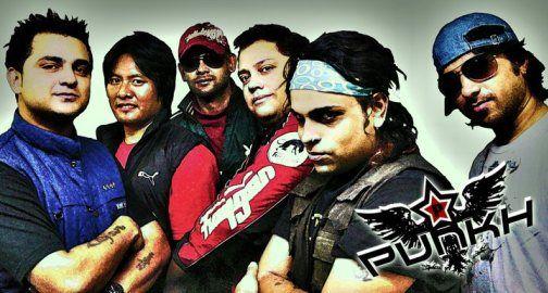 Punkh_band punk, hip hop, grunge :)