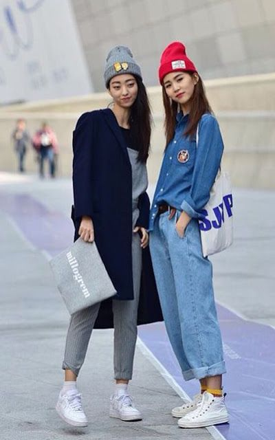 Seoul Fashion Week 2016 Street Style                                                                                                                                                                                 More