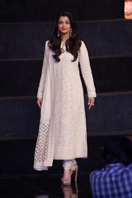 Bharatbytes: Aishwarya Rai on the Sets of India's Got Talent
