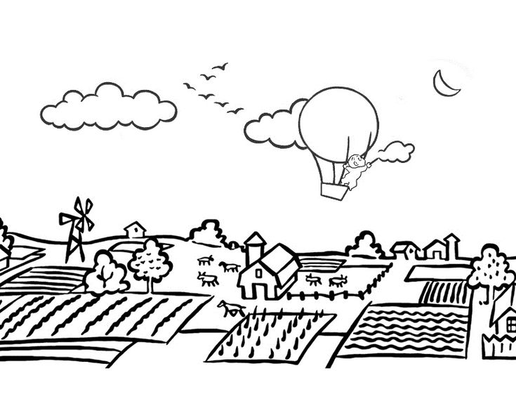 Activity Village Coloring Pages