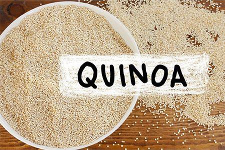 Basic - Quinoa 400 gramm - allergén mentes   Napideal