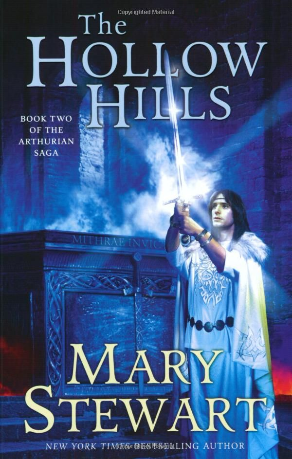 The Hollow Hills Mary Stewart Books Worth Reading border=