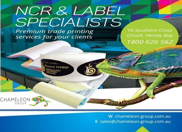 We have been manufacturing a broad range of self-adhesive #labels and #stickers since 1990. We have a number of different types of #printers as to give our customers endless flexibility, so that they can get the labels they need.   http://chameleonprint.com.au/label-printing/
