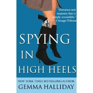 Spying in High Heels (High Heels Mysteries) (Kindle Edition)  http://www.amazon.com/dp/B00492CK1M/?tag=iphonreplacem-20  B00492CK1M